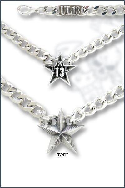 Nautical Star Cuban - Halskette - Alchemy UL13