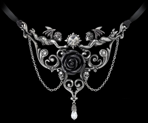 Alchemy Gothic Necklace - Mesukmus
