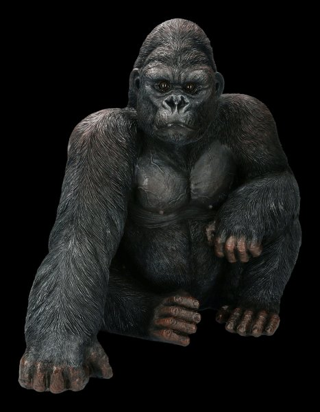 Garden Figurine - Large Gorilla