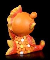Furry Bones Figur - Goldfish
