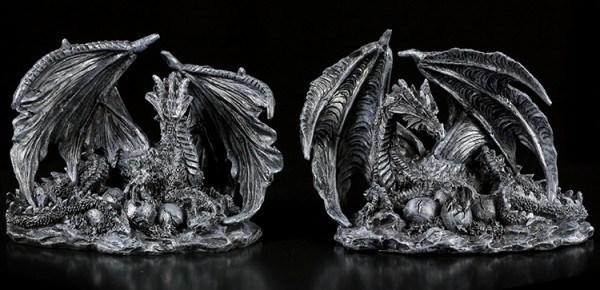 Dragon Figurines Brood - Set of 2