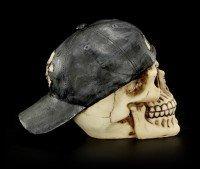 Totenkopf - Cappie nach hinten