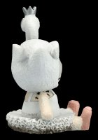 Furrybones Figurine - Swan Lake Odette