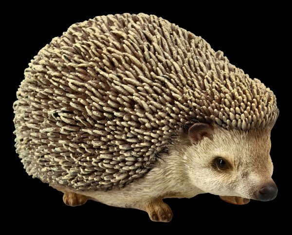 Small Hedgehog Figurine