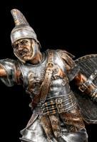 Gladiator Figurine in Attack