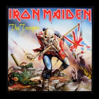 Iron Maiden Crystal Clear Picture - The Trooper