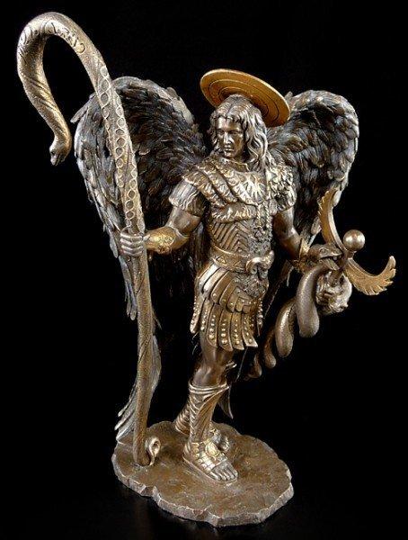 St. Raphael Warrior