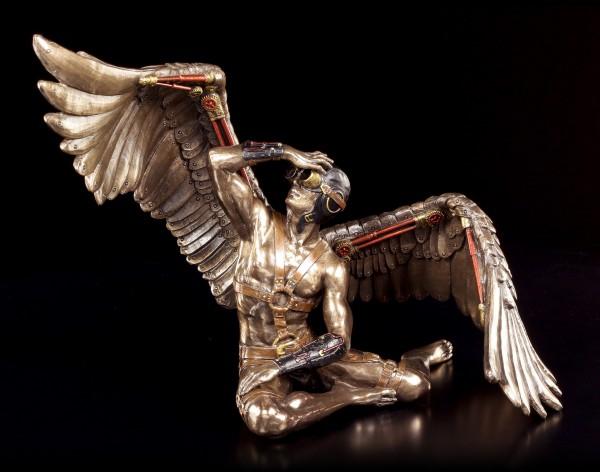 Vorschau: Steampunk Engel Figur