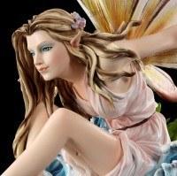 Elementar Elfen Figur - Llayda beschwört Wasser