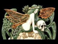 Alchemy The Vault - Wanduhr Artemisia Absinthum