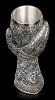 Knight Glove Goblet - Lion Heart