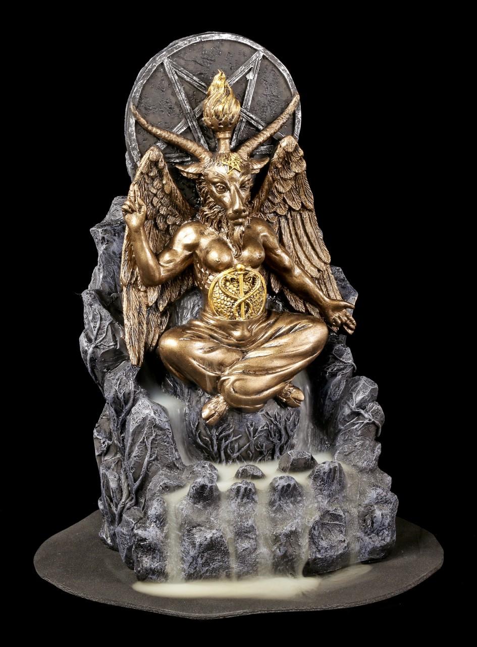 Baphomet Enthroned