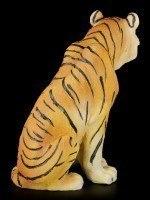 Tiger Figurine - Sitting on the Floor