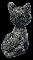 Wackelkopf Figur - Schwarze Katze