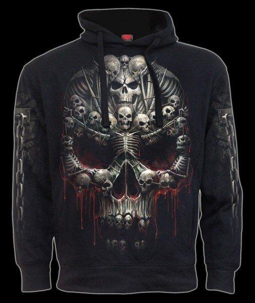 Death Bones - Fantasy Hoody