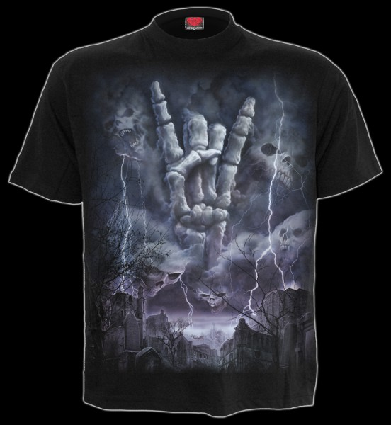 T-Shirt Heavy Metal - Rock Eternal