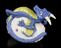 Niedliche Drachen Figur - Fauler Velz