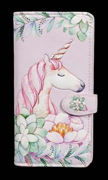 Purse with Unicorn - Pretty in Pink