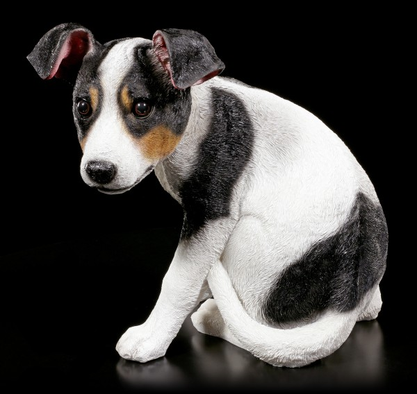 Gartenfigur Hund - Jack Russel Terrier