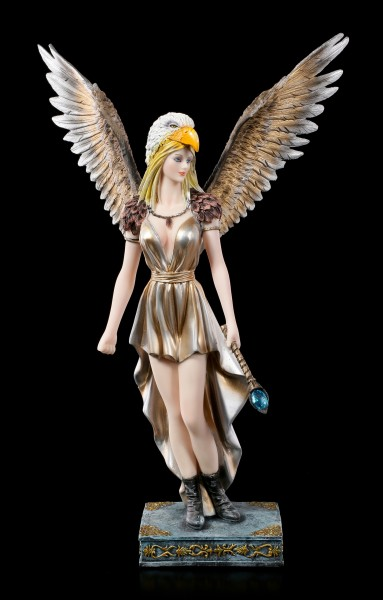 Angel Figurine - Guardian of Eagles