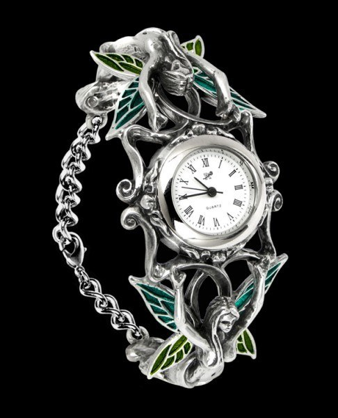Alchemy Gothic Feen Armbanduhr - Artemisia