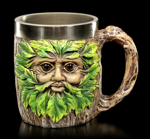 Forest Spirit Tankard - Eyes of the Forest