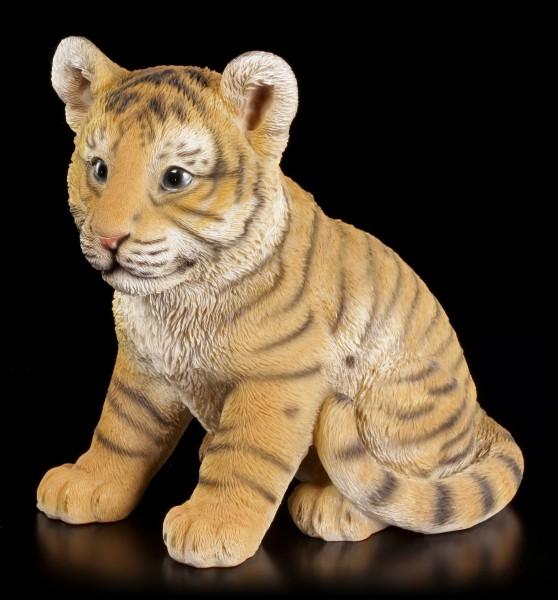 Garden Figurine - Tiger Baby