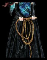 Elfen Figur - Dunkelelfe Juna