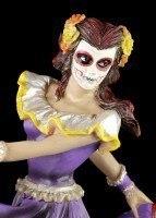 Flamenco Tänzerin - Day of the Dead - Lila