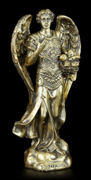 Small Archangel Figurine - Barachiel