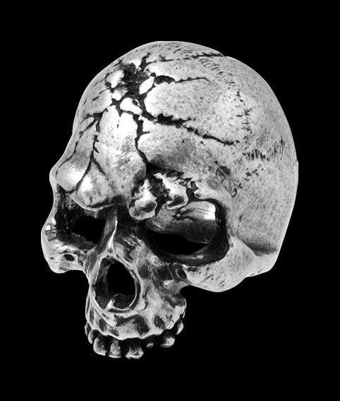 Alchemy Metal Wear - Ring - Ruination Skull