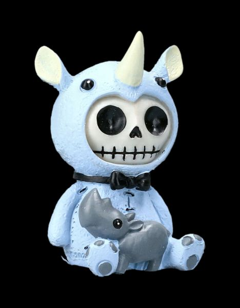 Furrybones Figurine - Rhino Buster