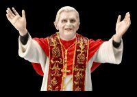 Papst Figur - Papst Benedikt XVI - Joseph Ratzinger