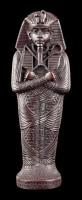 Box - Egyptian Pharaoh Sarcophagus