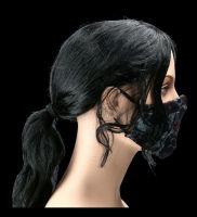 Face Coverings - Nest Mask Bleeding Roses