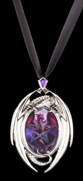 Lunar Magic Cameo by Anne Stokes