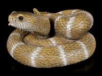 Garden Figurine - Rattlesnake