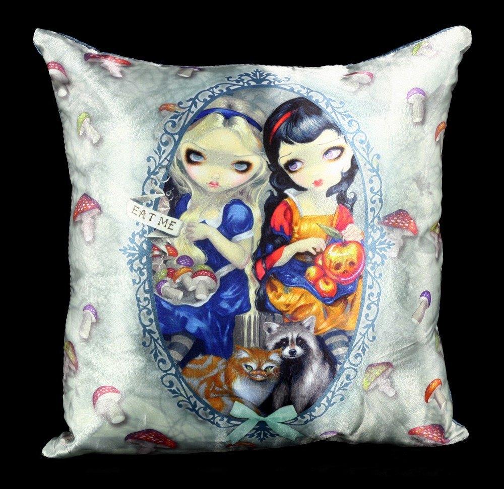 Kissen - Elfen Alice & Snow White