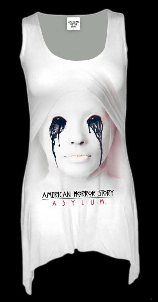 Spiral Gothbottom Vest - American Horror Story Asylum