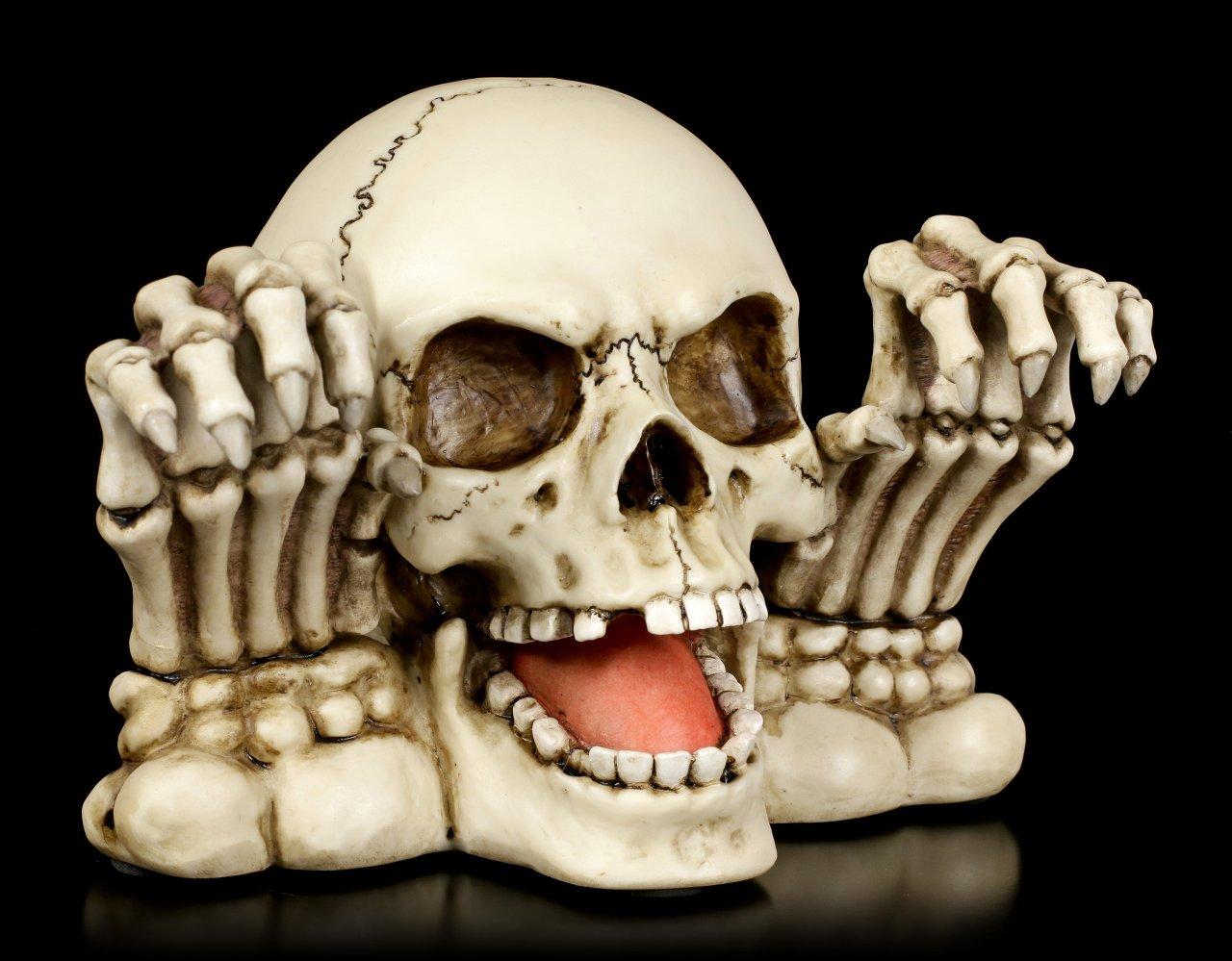 Skull Money Bank