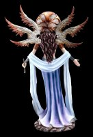 Engel Figur - Fira mit prächtigem Kopfschmuck