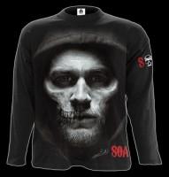 Jax Skull Longsleeve - Sons of Anarchy