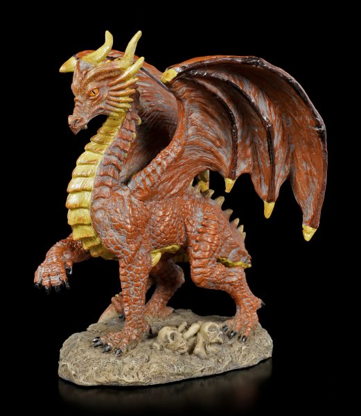 Dragon Figurine - Bone Collector