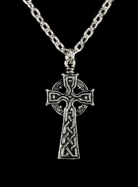 Alchemy Gothic Halskette - Celt's Cross