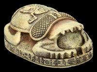 Altägyptische Figur - Prinzessinnen Skarabaeus