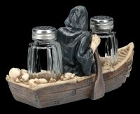 Salt and Pepper Shaker - Reaper Ferryman