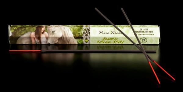 Incense Sticks - Pure Heart - Jasmine