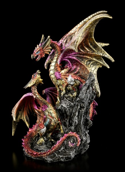 Dragon Figurine - Eternal Guardian