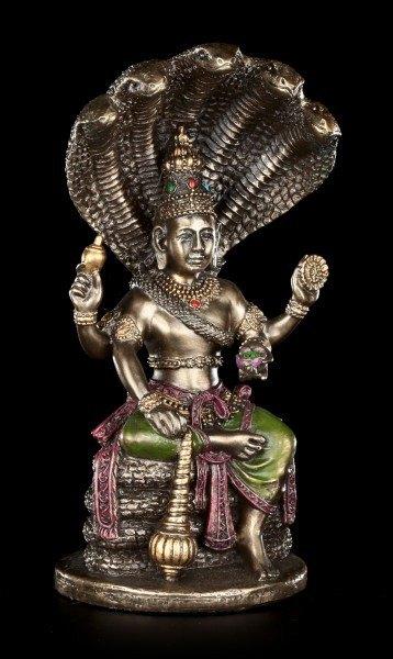 Indische Götter Figur - Vishnu