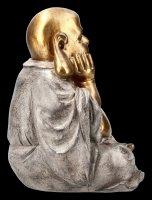 Laughing Buddha Figurine - Sitting